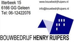 Bouwbedrijf Henry Ruipers